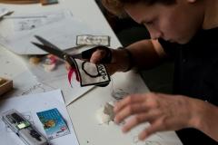 Gerrit van der Veen College Kunstdagen 2de klassen (23)