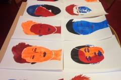 GerritvdVeen kunstdagen 3de klassen (1)