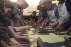 GerritvdVeen kunstdagen 3de klassen (15)