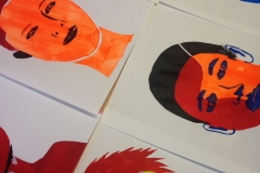 GerritvdVeen kunstdagen 3de klassen (23)
