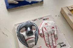 GerritvdVeen kunstdagen 3de klassen (9)
